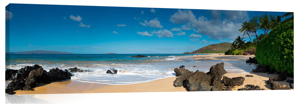 Big Beach, in Makena State Park, on the island of Maui.