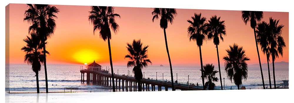 ManhattanBeach_Pier_Sunset