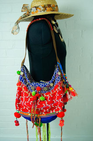 Hmong Bag design 1