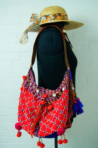 Hmong Bag design 3