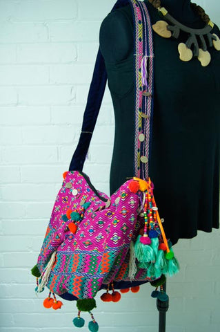 Hmong Bag design 5