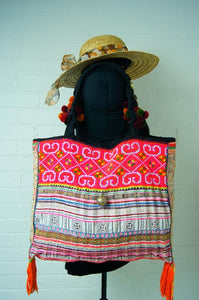 Hmong Bag design 7