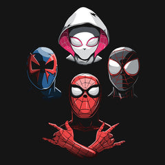 Spiderman Homecoming T-Shirt Amazing Spider Man 2099 Spider Women Gwen Stacy T Shirt Spider-Man Miles Morales Tshirt Online India Red Chest Custom Scarlet Tee
