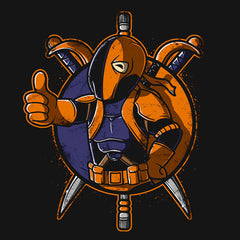 Deathstroke T-Shirt Fallout Boy T Shirt India Comics Shirts Logo Fall Out T-Shirts Cheap Designs Tshirt Limited Edition Funny Take This To Your Grave Halloween