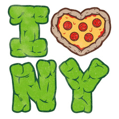 Love Pizza New York Ninja Turtles T-Shirts India Funny Quotes T Shirts Online Shopping Graphic Funky Printed Cool Tees For Mens Clothing Casual Round Neck