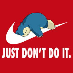 Nike Don't Do It T-Shirts India Funny Quotes T Shirts Online Shopping Graphic Funky Printed Cool Tees Mens Slogan Women Cheap Clothing Casual Wear Round Neck