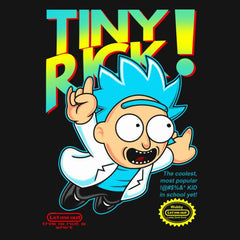 Tiny Rick And Morty T-Shirts India Funny Quotes T Shirts Online Shopping Graphic Funky Printed Cool Tees For Mens Slogan Cheap Clothing Casual Wear Round Neck