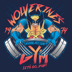 Wolverine Logan Gym T-Shirts India Funny Quotes T Shirts Online Shopping Graphic Funky Printed Cool Tees For Mens Slogan Womens Clothing Casual Round Neck