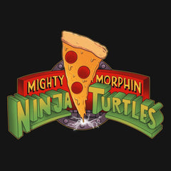 Pizza Ninja Turtles Power Rangers T-Shirts India Funny Quotes T Shirts Online Shopping Graphic Funky Printed Cool Tees For Mens Clothing Casual Round Neck