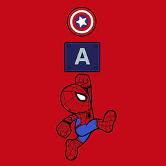 Captain America Mario T-Shirts India Funny Quotes T Shirts Online Shopping Graphic Funky Printed Cool Tees For Mens Slogan Womens Clothing Casual Round Neck