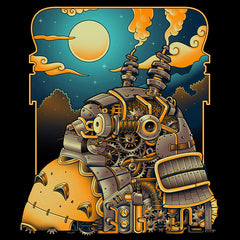 Totoro Steampunk T-Shirts India Funny Quotes T Shirts Online Shopping Graphic Funky Printed Cool Tees For Mens Slogan Womens Clothing Casual Round Neck