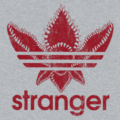 Stranger Things Adidas T-Shirts India Funny Quotes T Shirts Online Shopping Graphic Funky Printed Cool Tees For Mens Slogan Womens Clothing Casual Round Neck