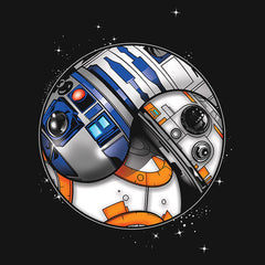 Star Wars Droids T-Shirts India Funny Quotes T Shirts Online Shopping Graphic Funky Printed Cool Tees For Mens Slogan Womens Clothing Casual Round Neck