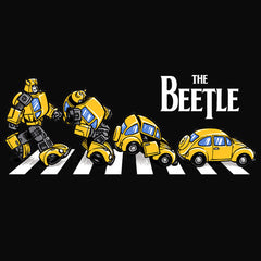 The Beetles Transformers T-Shirts India Funny Quotes T Shirts Online Shopping Graphic Funky Printed Cool Tees For Mens Slogan Womens Clothing Casual Round Neck