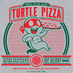 Turtle Pizza T-Shirts India Funny Quotes T Shirts Online Shopping Graphic Funky Printed Cool Tees For Mens Slogan Womens Clothing Casual Round Neck