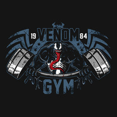 Venom Gym T-Shirts India Funny Quotes T Shirts Online Shopping Graphic Funky Printed Cool Tees For Mens Slogan Womens Clothing Casual Round Neck