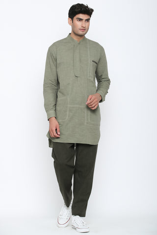 TRAVELLER'S KURTA CO-ORD