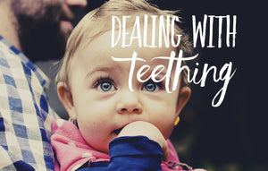 Your Guide To A Teething Baby
