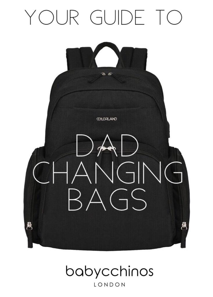 Your Guide To Dad Changing Bags To Celebrate Father's Day!