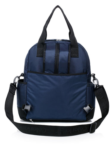 Colorland Multi-way Changing Bag - Navy Blue