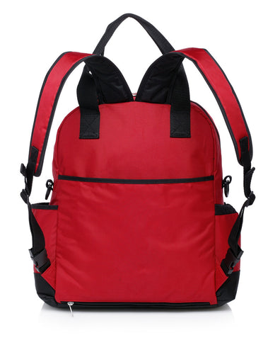 Colorland Multi-way Changing Bag - Red