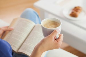 Me Time - Book and Tea - Knowyourstrong.org