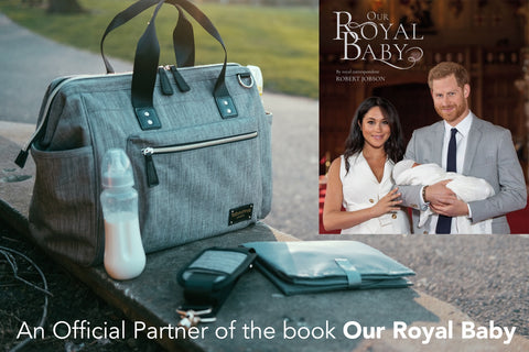 Babycchinos - Our Royal Baby - Official Partner