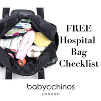 FREE Hospital Bag Checklist