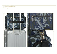 Large Multiway Changing Bag – Camouflage