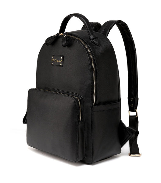 Medium Rucksack Changing Bag by Colorland - Black
