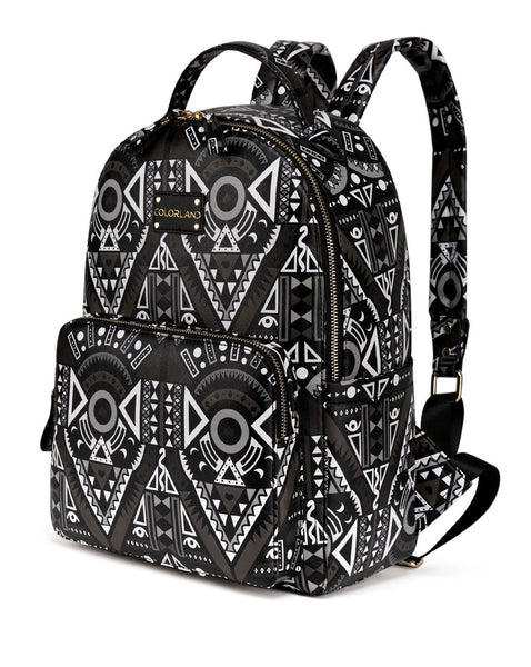 Medium Rucksack Changing Bag by Colorland - Owl