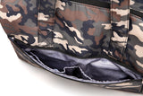 Large Duffel Changing Bag – Camouflage