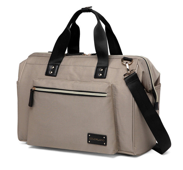 Large Duffle Changing Bag – Khaki