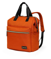 Large Backpack Changing Bag – Orange