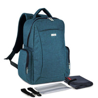 Large Rucksack Changing Bag - Teal