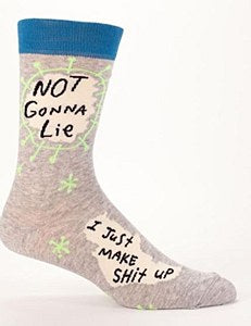 Not Gonna Lie Socks