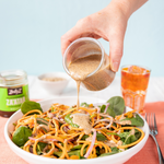 Freshen It Up! Za'atar Tahini Salad Dressing