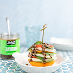 Return of the Stack! Za'atar Caprese Salad