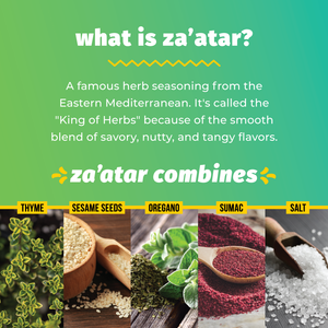 Load image into Gallery viewer, Za'atar Seasoning Shaker