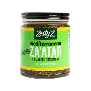 Load image into Gallery viewer, Savory Za'atar & Olive Oil Condiment