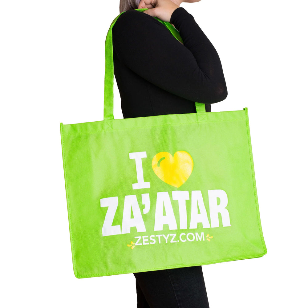 Load image into Gallery viewer, Za'atar Lover Tote