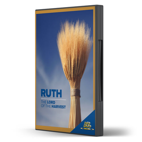 Ruth - The Lord of the Harvest - DVD FORMAT