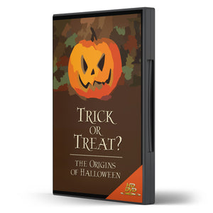 Trick or Treat: The Origins of Halloween - DVD FORMAT