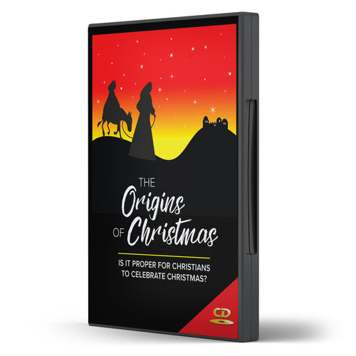 The Origins of Christmas - CD FORMAT