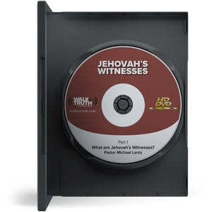 Jehovah's Witnesses - DVD FORMAT