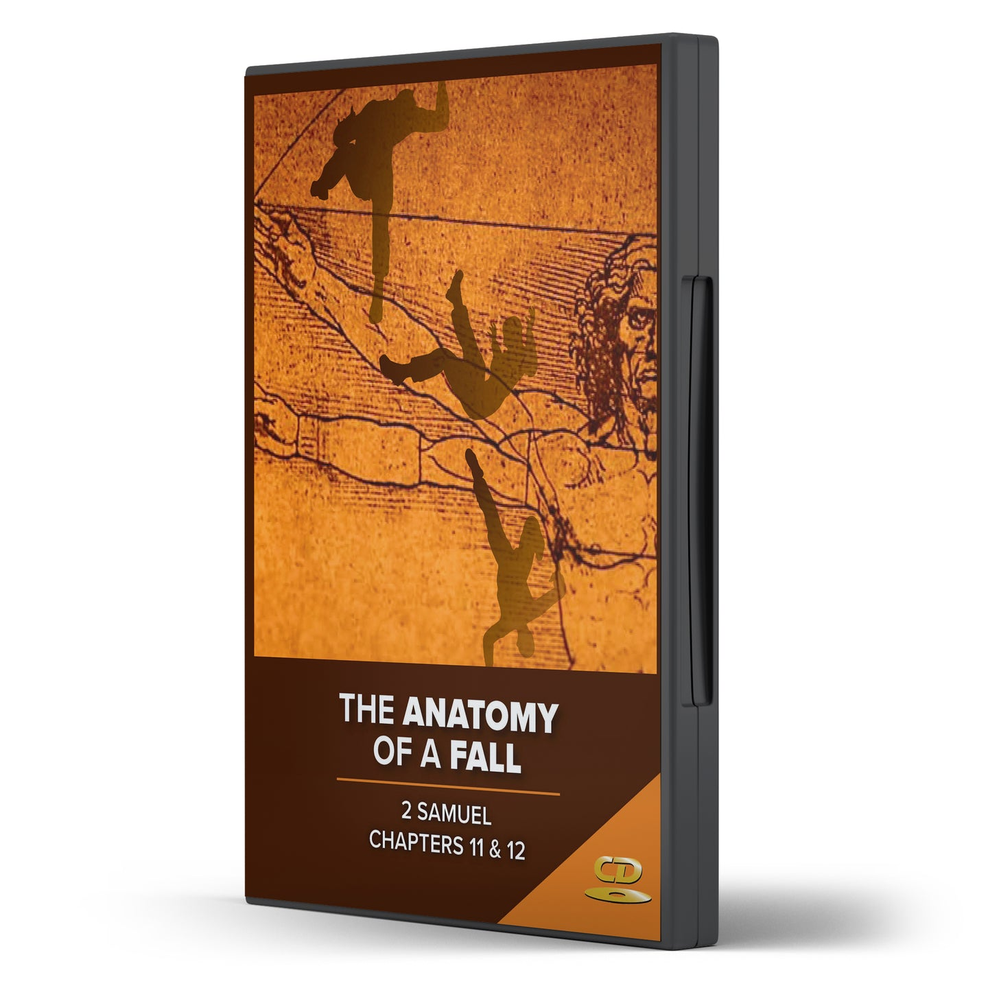 The Anatomy of a fall - 2 Samuel - CD FORMAT