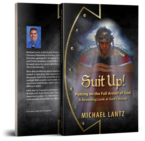 Suit Up - Paperback Book (SIGNED COPY)