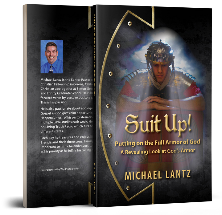 Suit Up Book