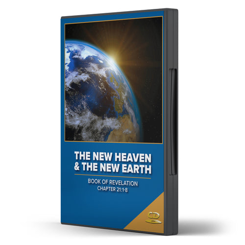 The New Heaven & The New Earth - CD FORMAT