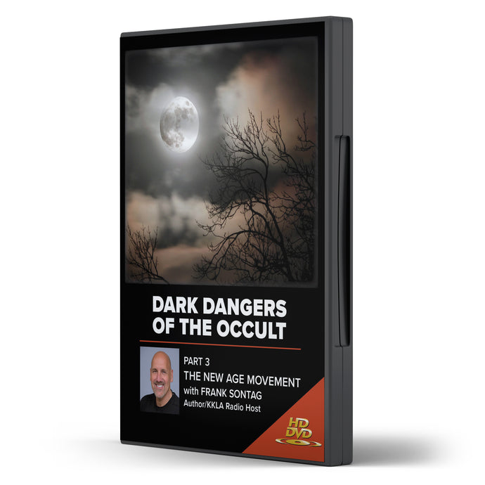 DVD FORMAT - PT 3 - Dark Dangers of the occult